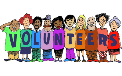 Volunteer information and induction sessions