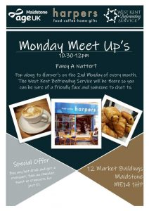 Monday Meet Up at Harper's @ Harper's Gift & Coffee Shop